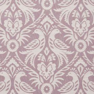 F0737/06 HAREWOOD Orchid Clarke & Clarke Fabric