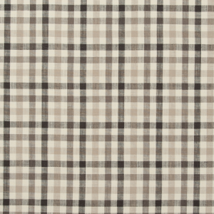 F0738/03 HATFIELD Charcoal Clarke & Clarke Fabric