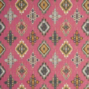 F0796/02 KONYA Azalea Clarke & Clarke Fabric