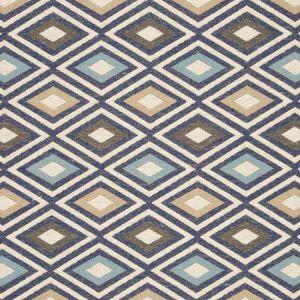F0808/06 CHEROKEE Mineral Clarke & Clarke Fabric