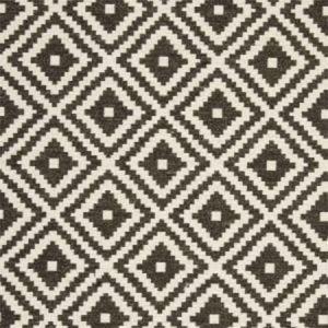 F0810/05 TAHOMA Ebony Clarke & Clarke Fabric
