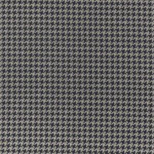 F0874/01 BW1002 Black White Clarke & Clarke Fabric