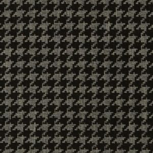 F0900/01 BW1027 Black White Clarke & Clarke Fabric
