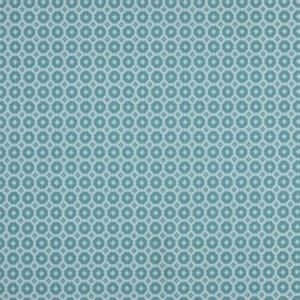 F0935/01 TUMAN Aqua Clarke & Clarke Fabric