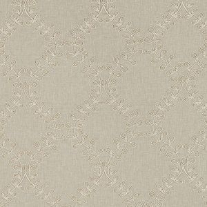 F0939/03 MALHAM Linen Clarke & Clarke Fabric