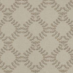 F0939/04 MALHAM Natural Clarke & Clarke Fabric