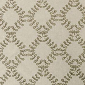 F0939/06 MALHAM Taupe Clarke & Clarke Fabric