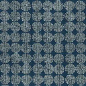 F0956/01 KIKO Aqua Clarke & Clarke Fabric