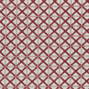 F0957/04 MAKENZI Red Clarke & Clarke Fabric