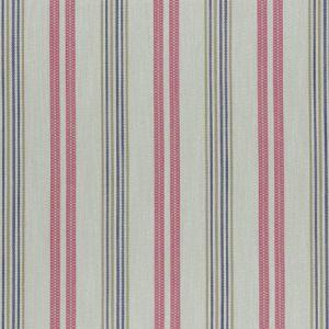 F0988/02 GRENADA Fuchsia Violet Clarke & Clarke Fabric