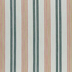 F0988/05 GRENADA Teal Spice Clarke & Clarke Fabric