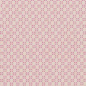 F1000/03 CABANA Fuchsia Clarke & Clarke Fabric