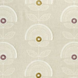 F1015/03 CALISTA Heather Clarke & Clarke Fabric