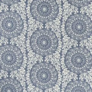 F1019/03 SADIE Denim Clarke & Clarke Fabric