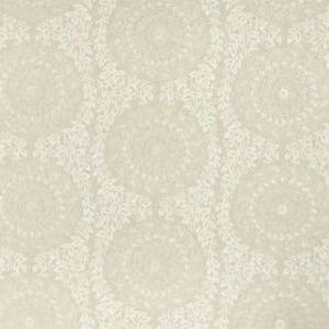 F1019/04 SADIE Ivory Clarke & Clarke Fabric