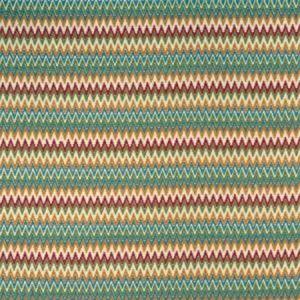 F1026/02 SIERRA Denim Rouge Clarke & Clarke Fabric