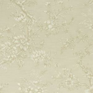 F1047/06 SIMONE Natural Clarke & Clarke Fabric