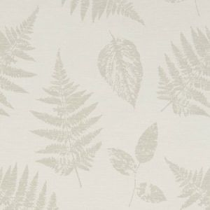 F1059/02 FOLIAGE Natural Clarke & Clarke Fabric