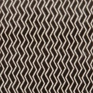 F1084/01 MADISON Charcoal Clarke & Clarke Fabric