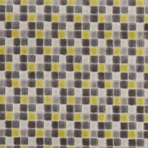 F1086/01 TRIBECA Chartreuse Clarke & Clarke Fabric