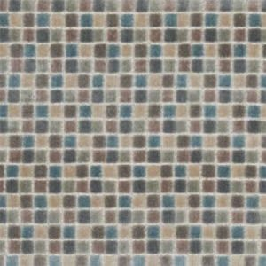 F1086/05 TRIBECA Mineral Clarke & Clarke Fabric