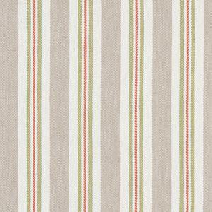 F1119/06 ALDERTON Spice Linen Clarke & Clarke Fabric