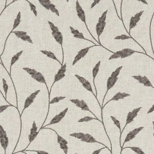 F1122/01 FAIRFORD Charcoal Clarke & Clarke Fabric