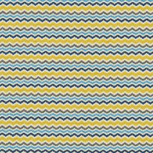 F1127/02 COMET Citron Clarke & Clarke Fabric