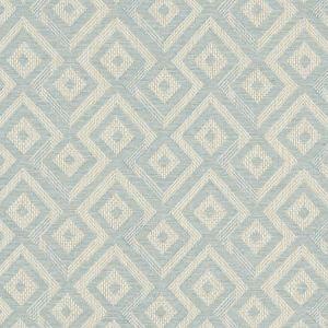 F1138/03 VEDA Duckegg Clarke & Clarke Fabric