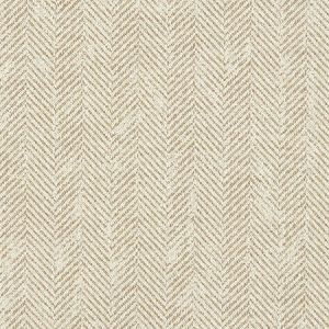 F1177/07 ASHMORE Natural Clarke & Clarke Fabric