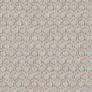 F1178/01 DORSET Blush Clarke & Clarke Fabric