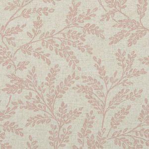 F1179/01 FERNDOWN Blush Clarke & Clarke Fabric