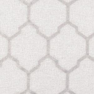 F1286/02 ARTURO Silver Clarke & Clarke Fabric
