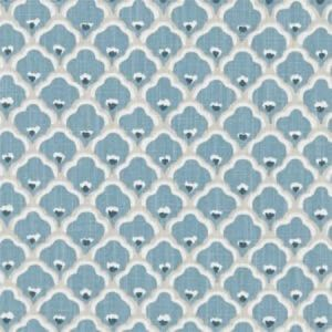F1291/03 SENSU Denim Clarke & Clarke Fabric