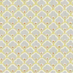 F1291/05 SENSU Mocha Spice Clarke & Clarke Fabric