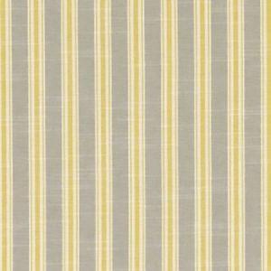 F1311/07 THORNWICK Ochre Clarke & Clarke Fabric