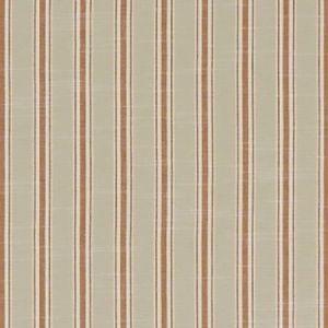 F1311/09 THORNWICK Spice Clarke & Clarke Fabric