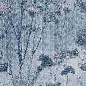 F1338/02 SILHOUETTE Denim Clarke & Clarke Fabric