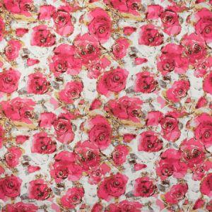 F2334 Coral Greenhouse Fabric