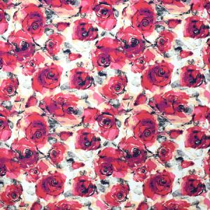 F2347 Rose Greenhouse Fabric