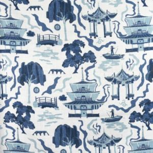 F2732 Indigo Greenhouse Fabric
