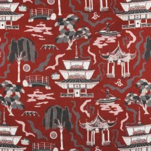 F2845 Sangria Greenhouse Fabric
