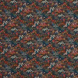 FARIA FLOWERS Marigold Fabricut Fabric