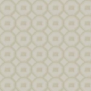 FLUORINE SHELL Gold Dust Fabricut Fabric