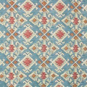 FRACTAL 1 Bluebird Stout Fabric