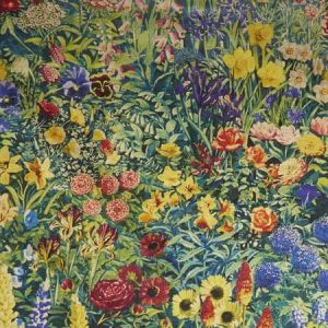 GAILS GARDEN Dawn Fabricut Fabric