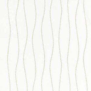 GW 0001 27206 EYELET WAVE Sand Scalamandre Fabric