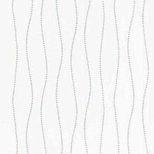 GW 0002 27206 EYELET WAVE Mist Scalamandre Fabric