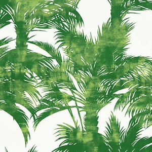 GW 0003 16610 PALM PRINT Palm Scalamandre Fabric