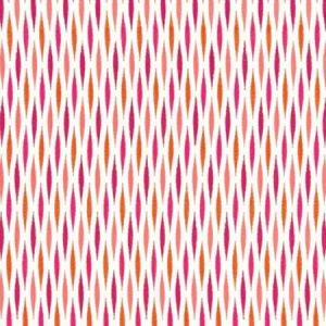 GW 0003 27208 CASCADE EMBROIDERY Sorbet Scalamandre Fabric